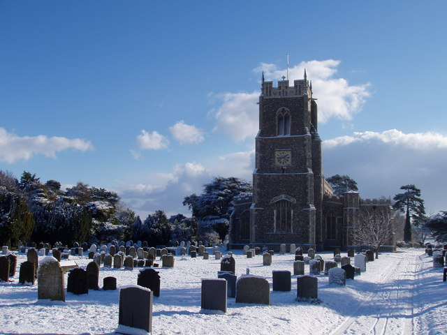 Holy Trinty Church Loddon